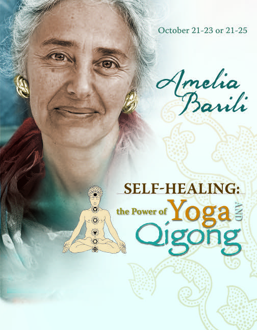 The Power of Classical Yoga and Taoist Qigong for Self-Healing
