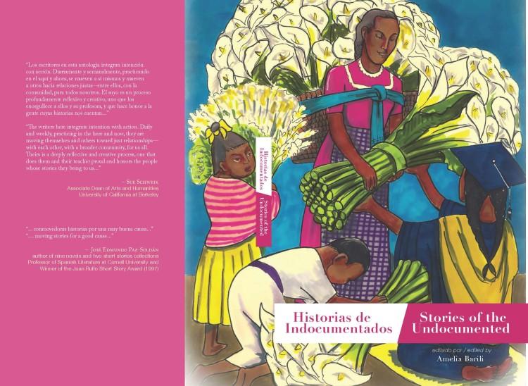 Cover of Bilingual Anthology 2015